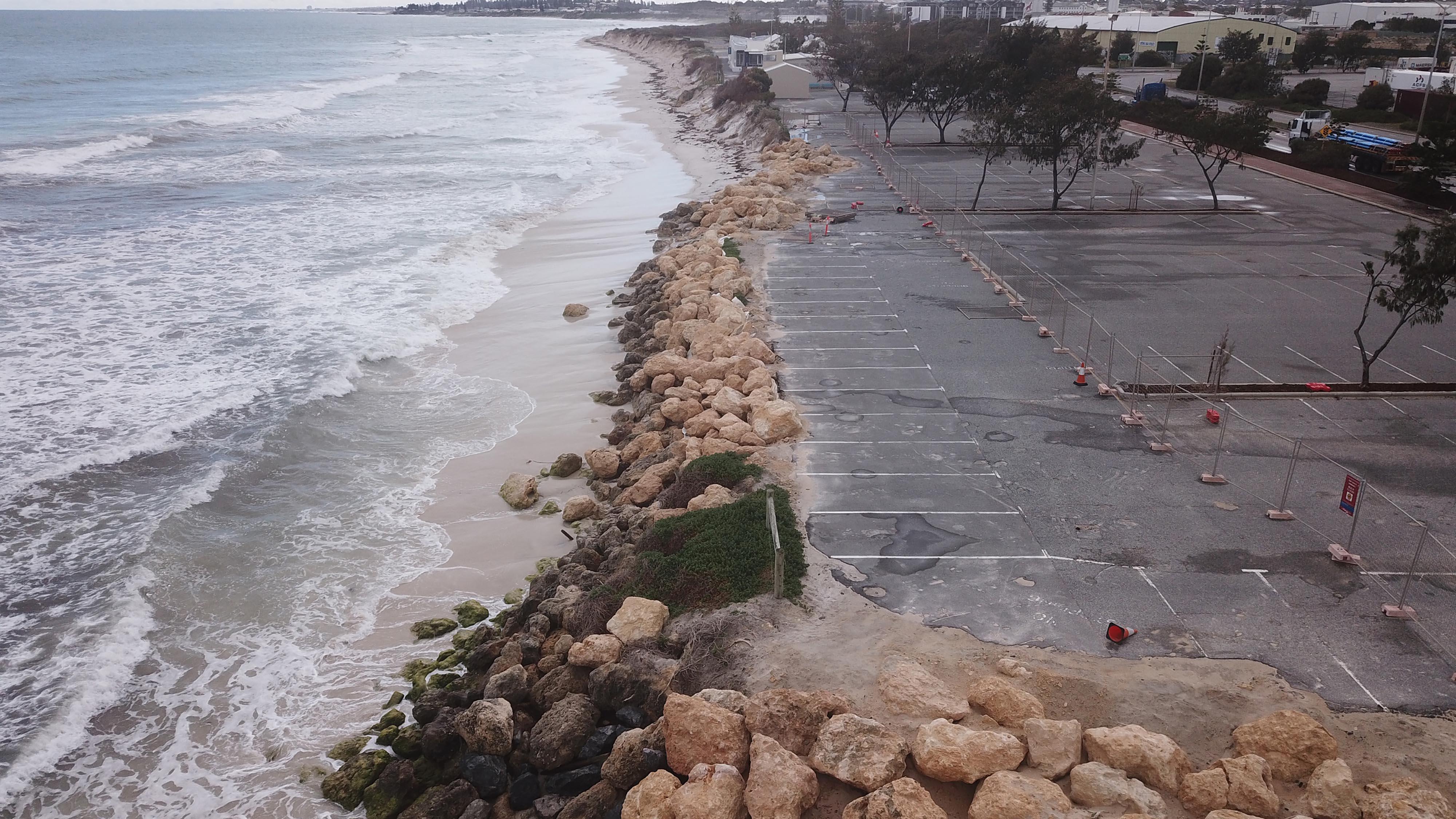 Perth Drone Centre - Coastal Monitoring