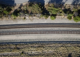 Perth Drone Centre - Rail Inspections