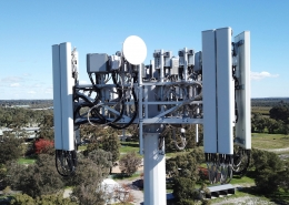 Perth Drone Centre - Telecommunications