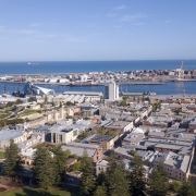 Perth Drone Centre - Fremantle City & Harbour