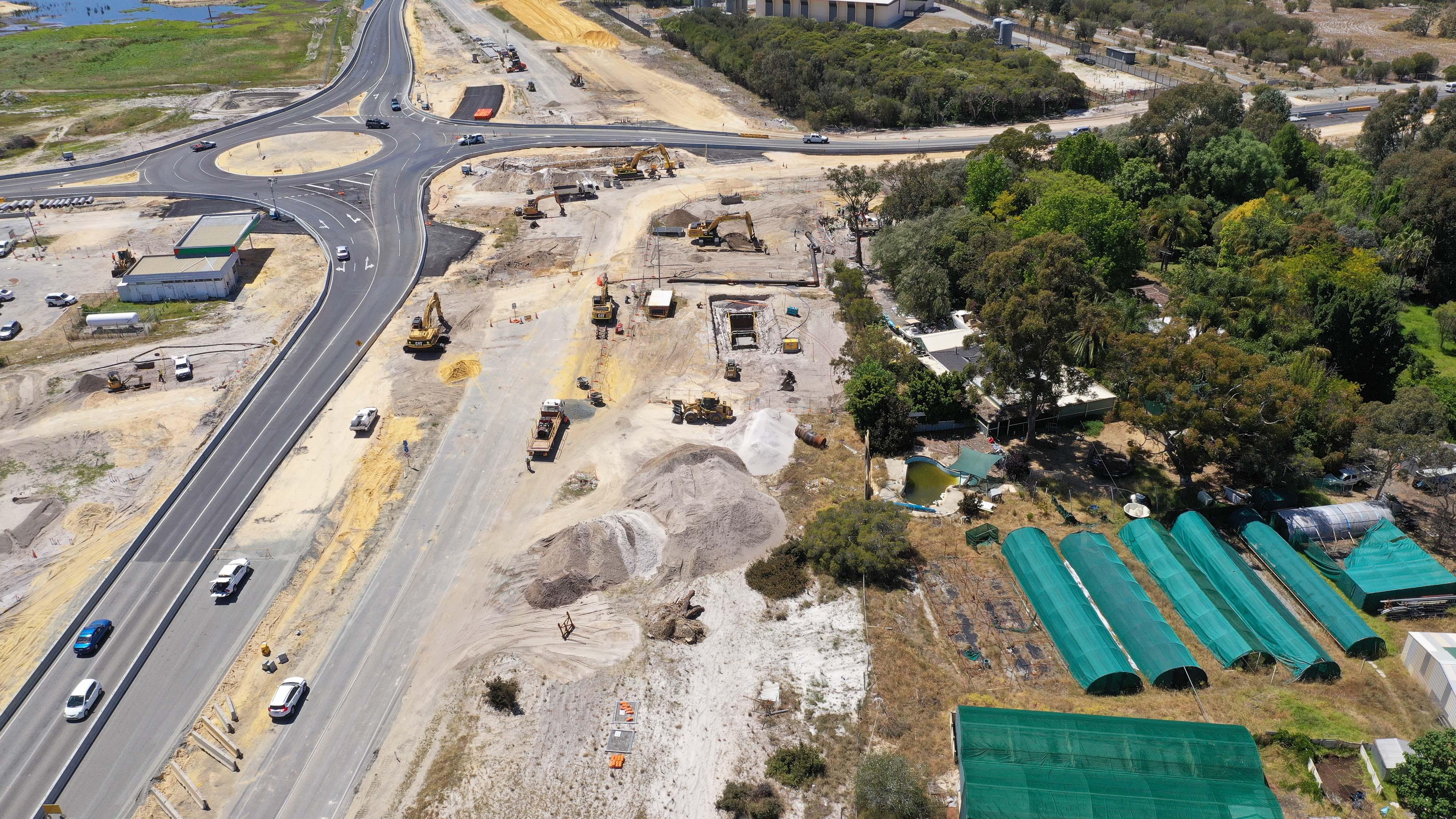 Perth Drone Centre - Road Inspections