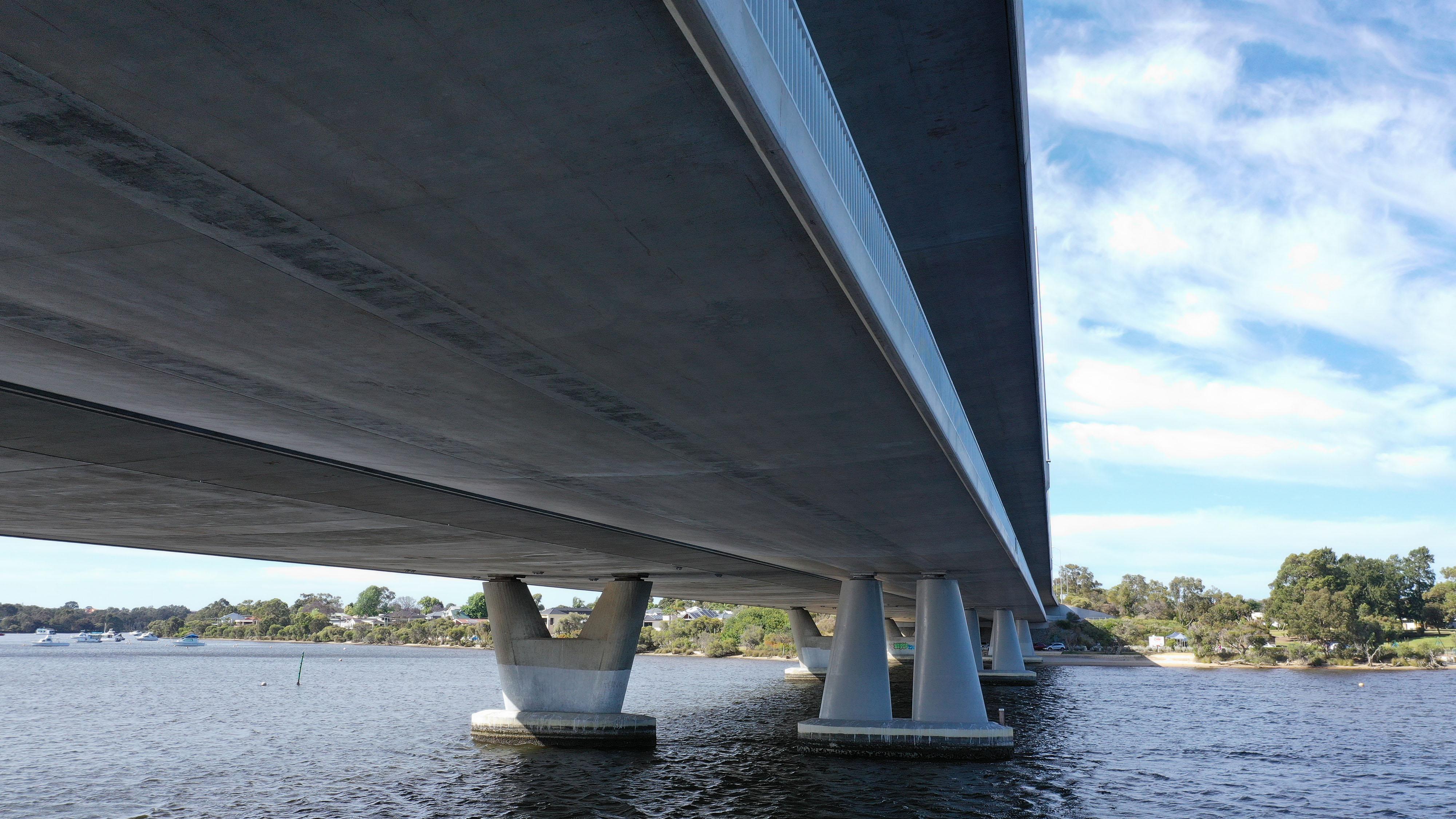 Perth Drone Centre - Bridge Inspections