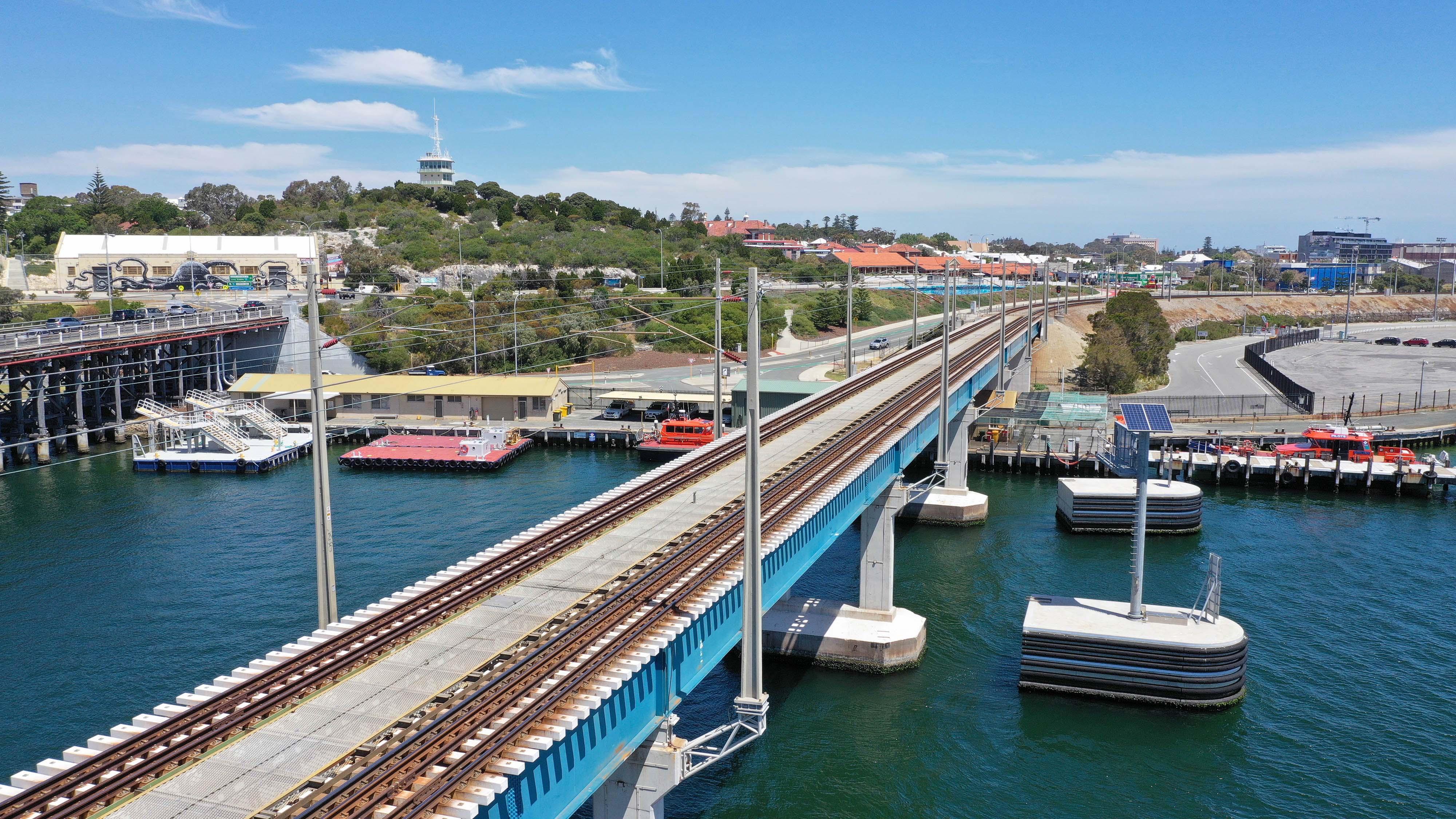 Perth Drone Centre - Rail Inspections